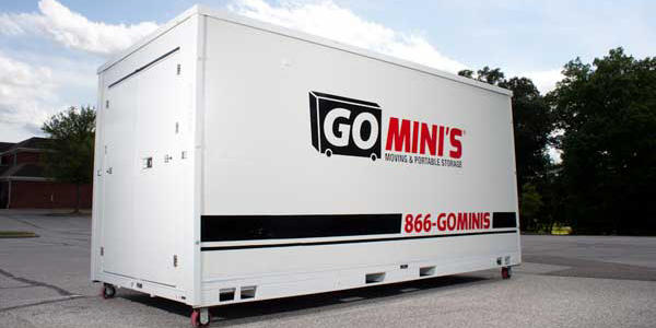 Go Minis containers